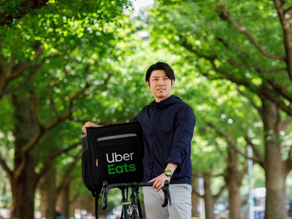 Uber Eats(ウーバーイーツ)配達パートナーの登録方法